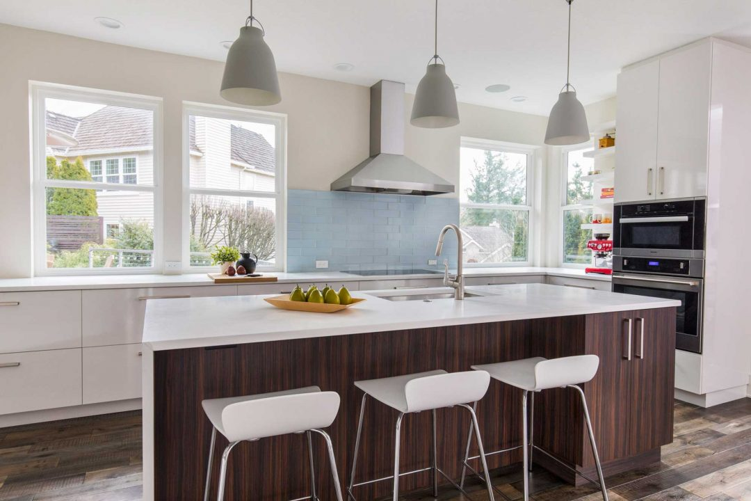 Modern Kitchen Transformation