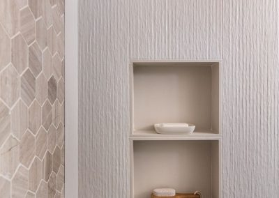 Tile-Shower-Niche-Large-Textured-Porcelanosa-Tile-Wall-Bathroom