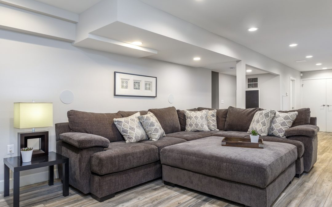 How to Make an Unfinished Basement Livable and Add Value to Your Home