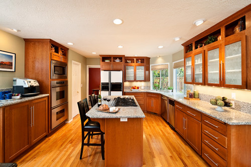 Eliminating Congestion in the Kitchen with a Modern Design