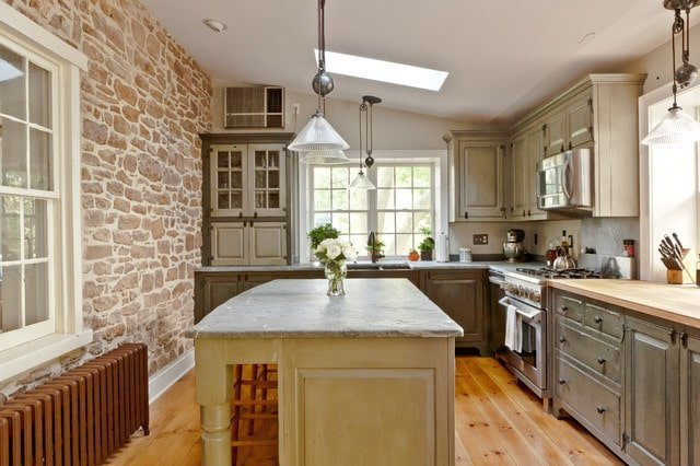 Timeless Kitchen cabinet Color Schemes