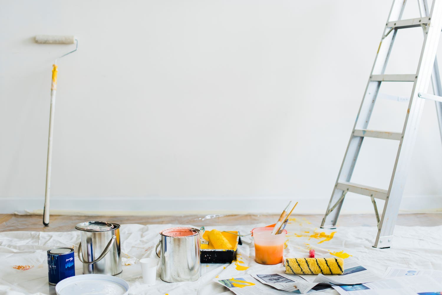 Living in Your Home During a Remodel Project