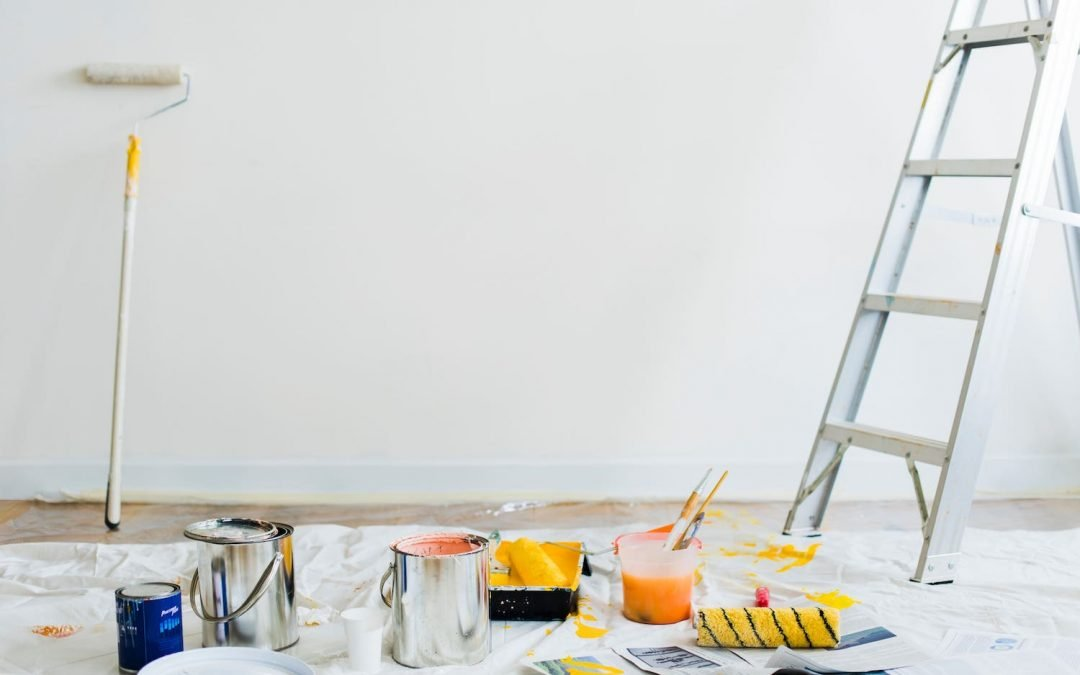 5 Tips For Living Stress-Free in Your Home During a Remodel Project