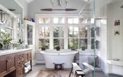 Adding a Vintage Vibe to Your Bathroom Remodel
