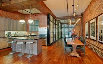 Make a Positive Change with an Open Floor Plan Architectural Design
