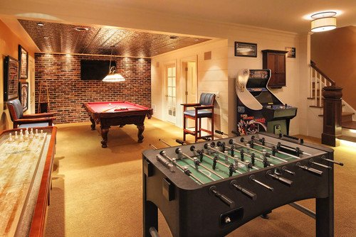 5 Unique Ways to Use a Finished Basement