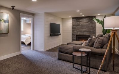 How to Transform Your Basement Into the Perfect In-Law Suite