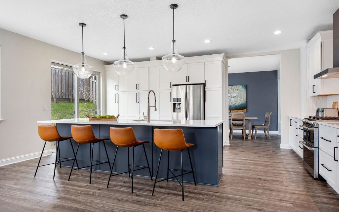 Four Storage Solutions for Your Open Concept Kitchen