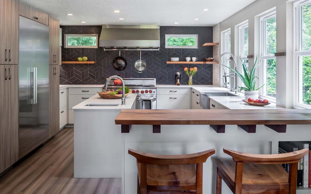 Want Healthier Food Habits? Try Renovating Your Kitchen